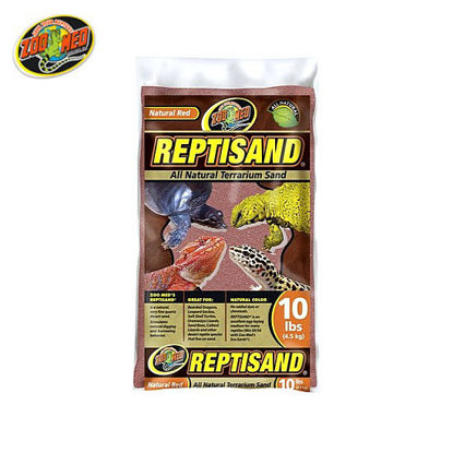 Picture of Zoo med Reptisand Natural Red 10 lbs