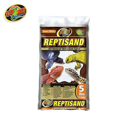 Picture of Zoo med Reptisand Desert White 5 lbs