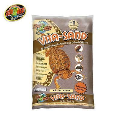 Picture of Zoo med Vita Sand Mojave Mauve 10lbs