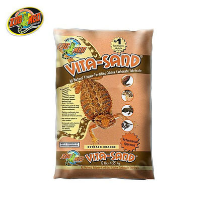 Picture of Zoo med Sand Orange 10