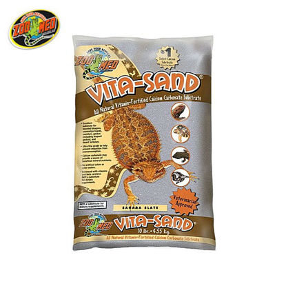 Picture of Zoo med Vita Sand Sahara Slate 10lbs