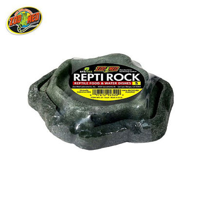 Picture of Zoo med Combo  Reptivite Rock Food/Water Dish