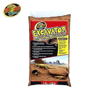 Picture of Zoo med Excavator Clay Excavating Substrate