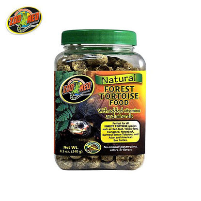 Picture of Zoo med Natural Tortoise Food 8.5oz