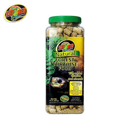 Picture of Zoo med Natural Forest Tortoise Food 15oz