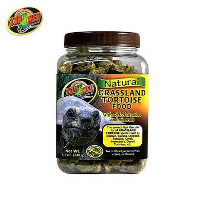 Picture of Zoo med Natural Grassland Tortoise Food 8.5oz