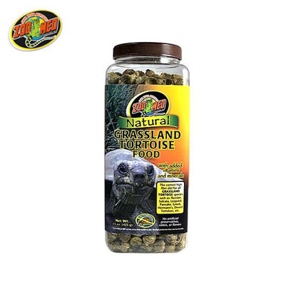 Picture of Zoo med Natural Grassland Tortoise Food 15oz