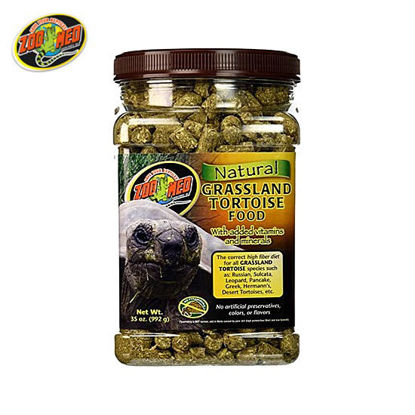 Picture of Zoo med Natural Forest Tortoise Food 915g