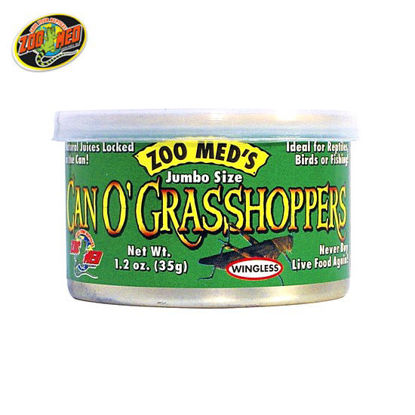 Picture of Zoo med Can O' Grasshoppers