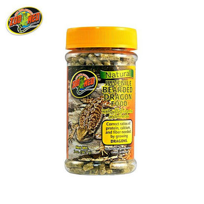Picture of Zoo med Bearded Dragon Food Juvenile 2oz