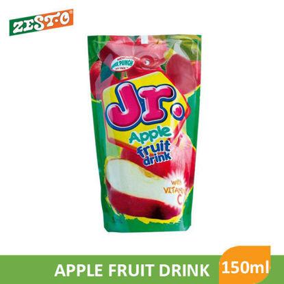 Picture of Zesto Jr Fruit Drink Apple 150ml - 014720