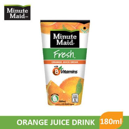Picture of Minute Maid Fresh Orange 180ml - 086290
