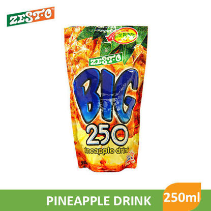 Picture of Zesto Big Pineapple 250ml - 014693