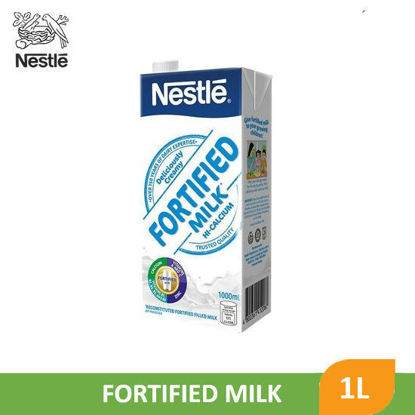 Picture of Nestle Fortified Milk 1L -  096737