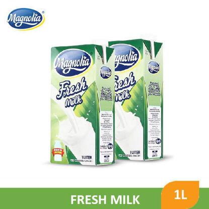 Picture of Magnolia Fresh Milk 1L x 2's - 90096
