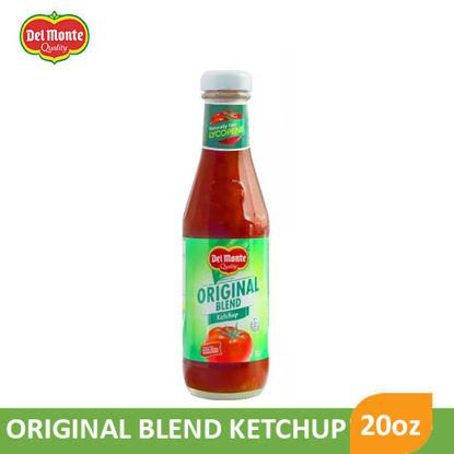 Picture of Del Monte Original Blend Ketchup 20oz - 496