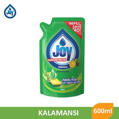 Picture of Joy Dishwashing Liquid Kalamansi 600mL - 072609