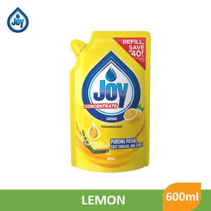 Picture of Joy Dishwashing Liquid Lemon 600mL - 072610