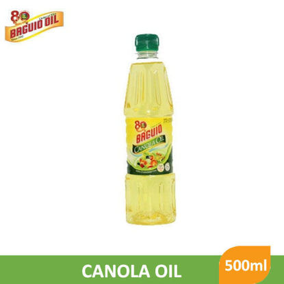 Picture of Baguio Canola Oil 500ml - 29166
