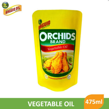 Picture of Orchids Vegetable Oil 475ml -  063451