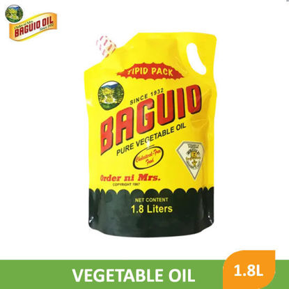 Picture of Baguio Oil Tipid Pack 1.8L - 48804