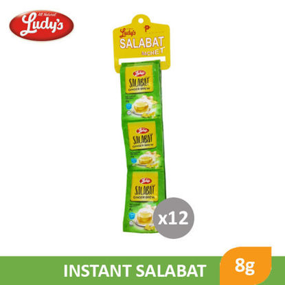 Picture of Ludys Instant Salabat 8g x 12's - 042424